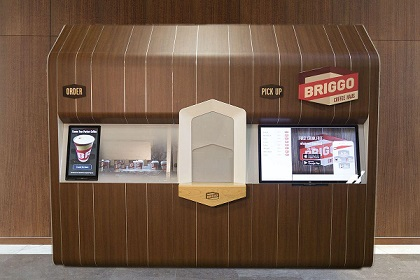 Briggo Robot Coffee Shop