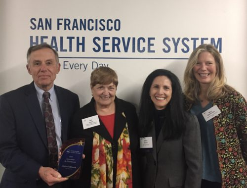 California Hospice Network Founder awarded